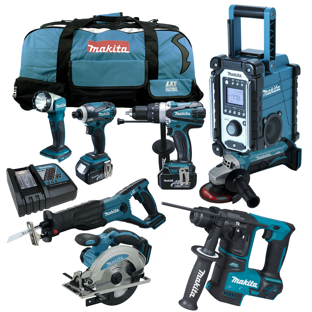 makita dhr171 raj bohrhammer im 18v lxt akku elektro. Black Bedroom Furniture Sets. Home Design Ideas